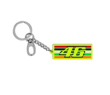 VR46 Schlüsselanhänger Stripes