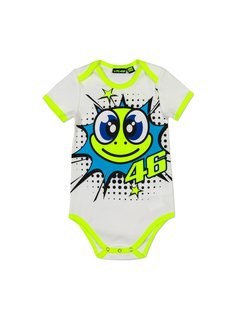 VR46 Baby Body white Kid