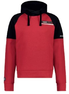 Yamaha Revs Herren Sweater Hoody AYR schwarz - rot