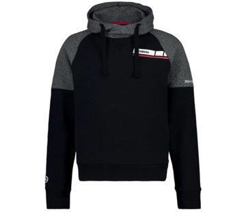 Yamaha Revs Herren Sweater Hoody AYR schwarz - grau