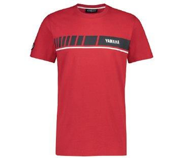 Yamaha Revs Herren T-Shirt WINTON rot