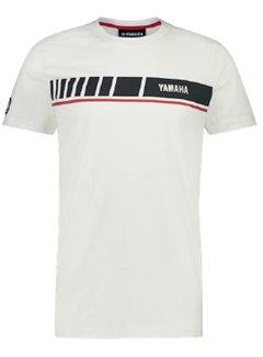 Yamaha Revs Herren T-Shirt WINTON weiss