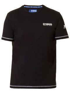 Yamaha Paddock Blue Herren T-Shirt schwarz