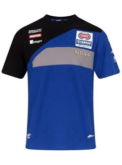 Yamaha PATA WorldSBK Team Custom T-Shirt Rizla Herrn