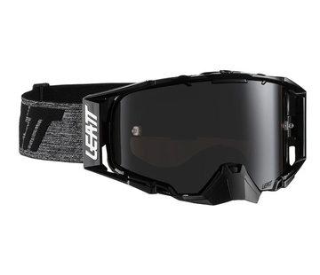 Leatt Brille Velocity 6.5 Iriz schwarz-grau verspiegelt