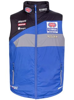 Yamaha PATA WorldSBK Rizla Team Bodywarmer Jacke