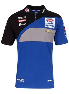 Yamaha PATA WorldSBK Team Polo Shirt Rizla Herrn