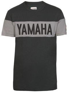 Yamaha Faster Sons Herren T-Shirt LUBBOCK schwarz