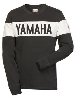 Yamaha Faster Sons Herren Sweater ALAMO schwarz