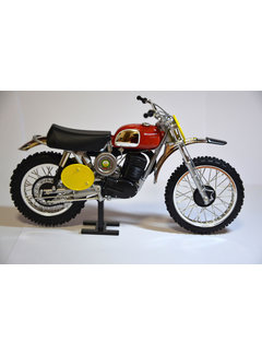 Sunimport Motocross Model Husqvarna Vintage 450 1970