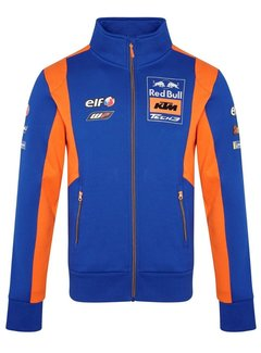 KTM Tech3 Red Bull Team Zip Hoodie Track Top