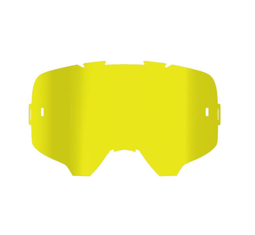 Linse gelb 79% Lichtdurchlässigkeit