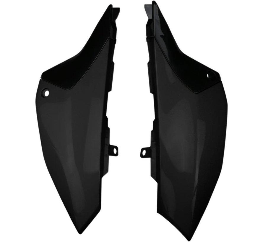 Seitenteile für Yamaha YZ65 schwarz
