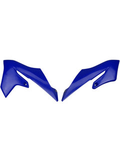 Ufo Kühlerverkleidung Yamaha YZ65 blau