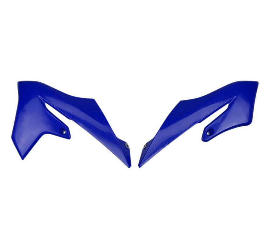 Kühlerverkleidung Yamaha YZ65 blau