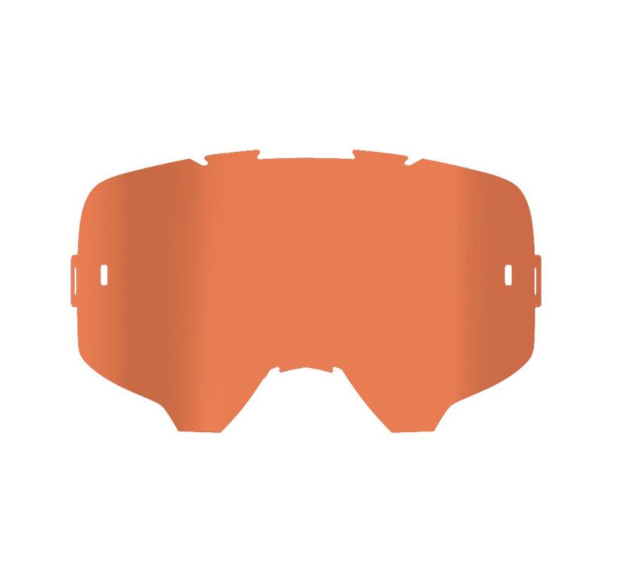 Linse Orange 58% Lichtdurchlässigkeit