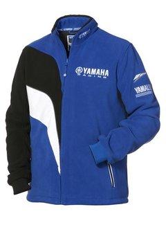 Yamaha Paddock blue Herren Fleece Jacke M16
