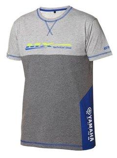 Yamaha GYTR MXGP MX Ipswich T-Shirt grau - blau
