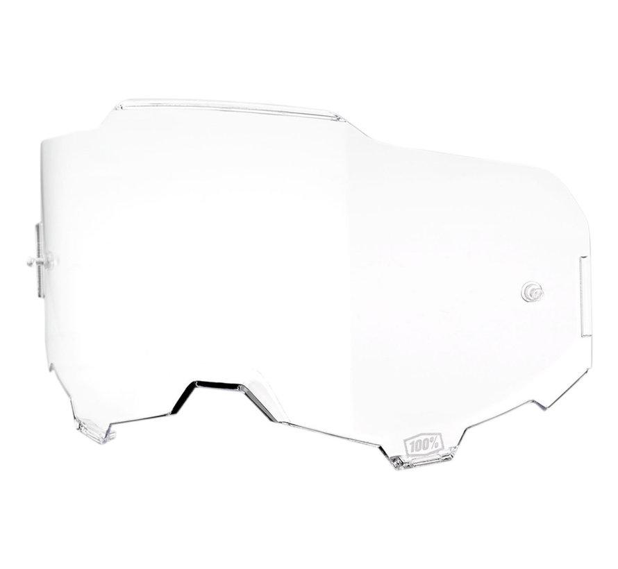 Armega Glas - Ersatzglas Lens clear