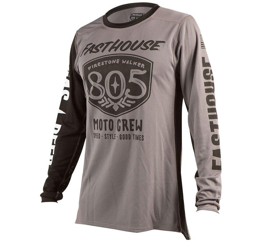 805 Shield Jersey Grey