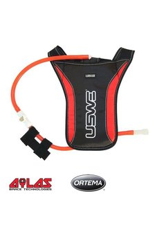 USWE USWE Sports SP3 Handsfree Atlas Ortema sw-rot 0,5l