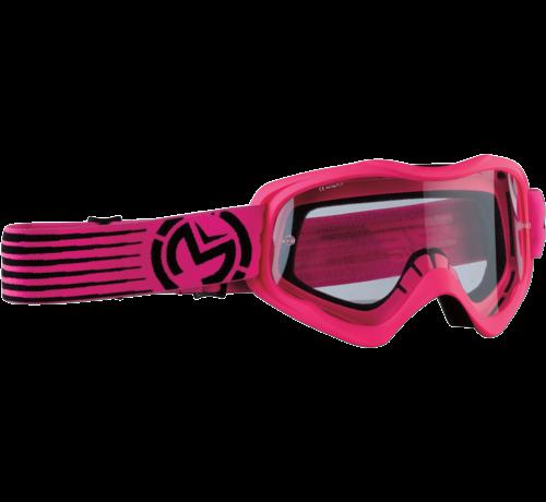 Moose Racing Qualifier™ Slash Kinderbrille pink