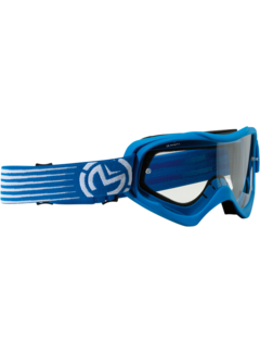 Moose Racing Qualifier™ Slash Kinderbrille blau