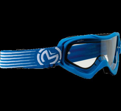 Moose Racing Qualifier™ Slash Kinderbrille blau