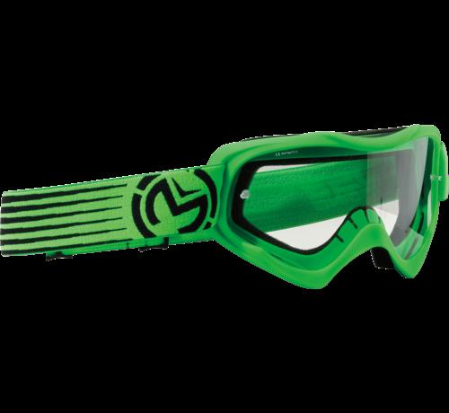 Moose Racing Qualifier™ Slash Kinderbrille grün