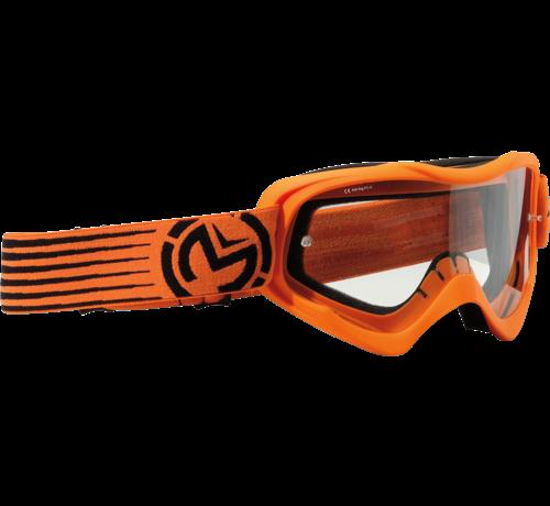 Moose Racing Qualifier™ Slash Kinderbrille orange