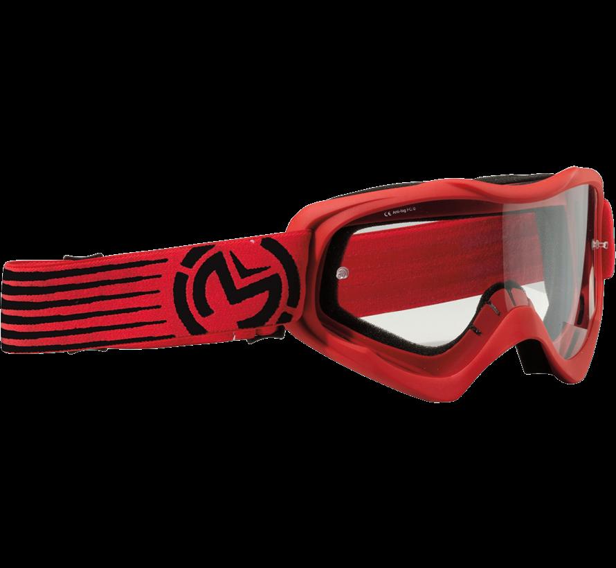 Qualifier™ Slash Kinderbrille rot
