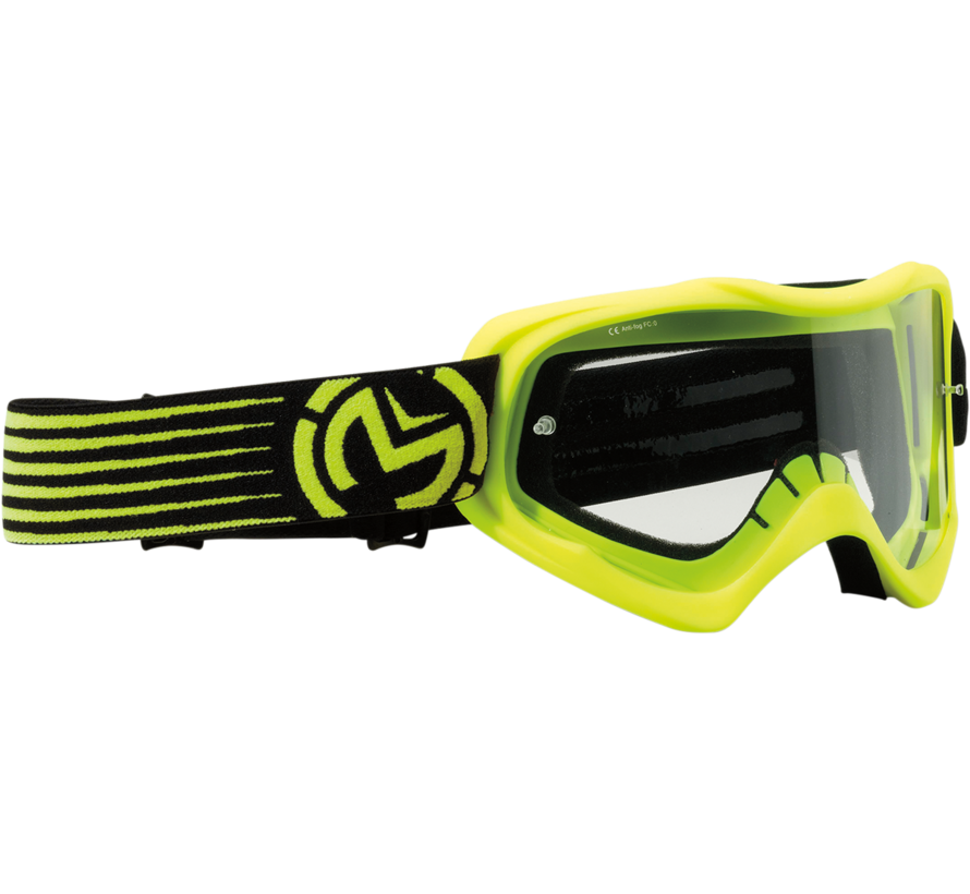 Qualifier™ Slash Kinderbrille neongelb