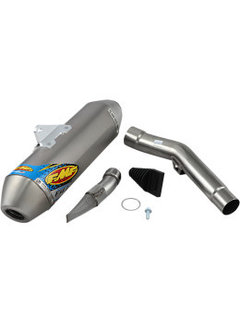FMF Kawasaki KX250F  17-18 FMF Factory 4.1 RCT (CONT) Exhaust Systems