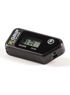 X-Grip Vibrations - Stundenzähler für Motocross und Enduro Motorräder