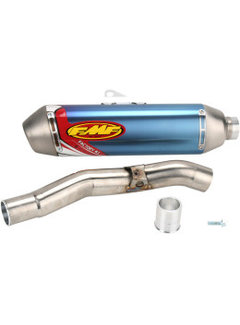 FMF Yamaha YZ250F 06-09 FMF Factory 4.1 Slip-On Mufflers Exhaust Systems