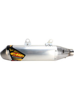 FMF Husqvarna FC 250/300/450 16-18 FMF Powercore 4 HEX Slip-On  Mufflers Exhaust Systems