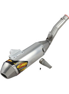 FMF Yamaha YZ450F 18-19 FMF Powercore 4 (Cont) Hex Slip-On Mufflers Exhaust Systems