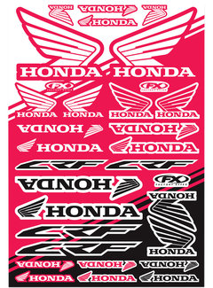 Factory Effex Universal Aufkleber-Bogen Honda