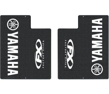 Factory Effex Stickerset Gabel Aufkleber Fork Decal KYB Carbon Yamaha