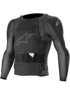Alpinestars Protektorjacket SEQ PR LS Black