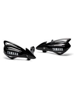 Yamaha Handschützer Handguards open schwarz