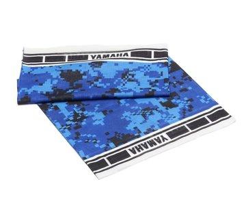 Yamaha Halstuch Bandana blau