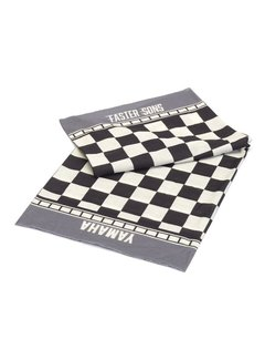 Yamaha Halstuch Bandana Faster Sons Neck Tube black/white