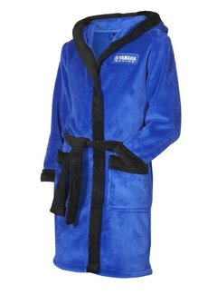 Yamaha Paddock Blue Bademantel für Kinder