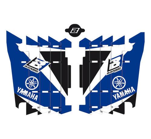 Blackbird Kühlerschutz - Radiator Guard Dream 3 - Sticker für Yamaha YZ125 YZ250 Bj. 02-19