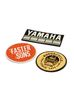 Yamaha FS Faster Sons Aufkleber Sticker VINTAGE (3 Stück)