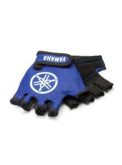 Yamaha Kinderhandschuhe RACING BLUE