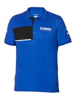 Yamaha Paddock Blue Piqué-Polo für Herren
