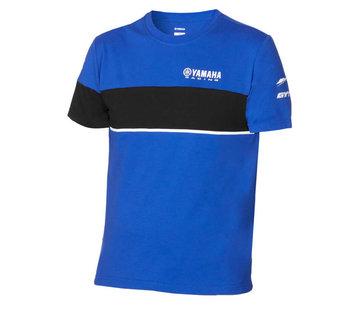 Yamaha Paddock Blue T-Shirt für Herren