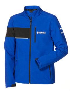 Yamaha Paddock Blue Softshell Jacke Leeds für Herren
